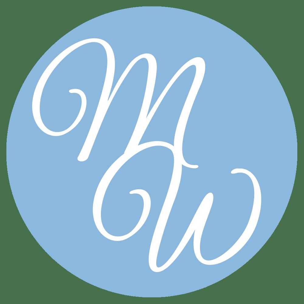 MW Logo Blau