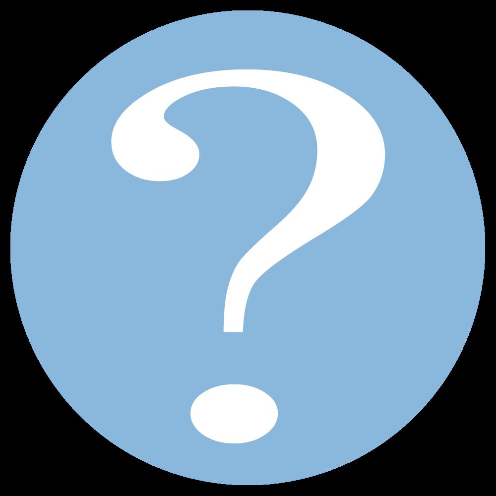 MW FAQ Logo Blau