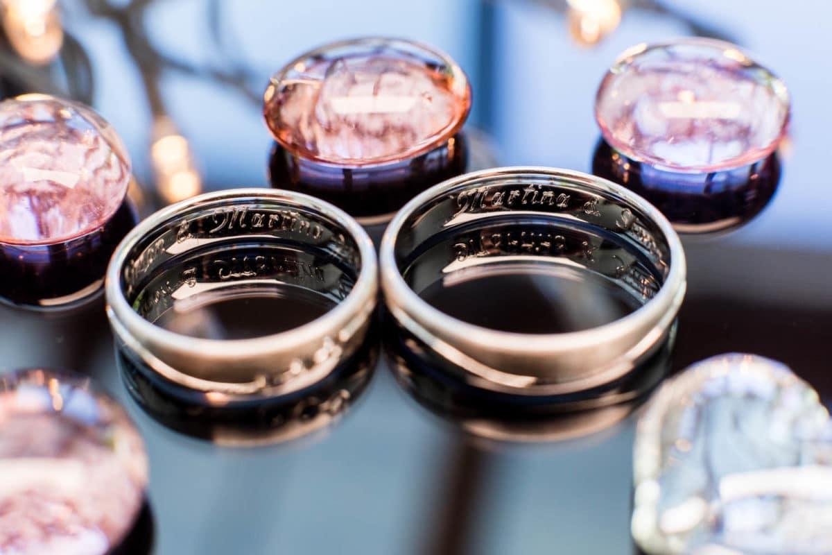 Martina und Simon @MaMa Wedding - Hochzeit am Deutschen Weintor