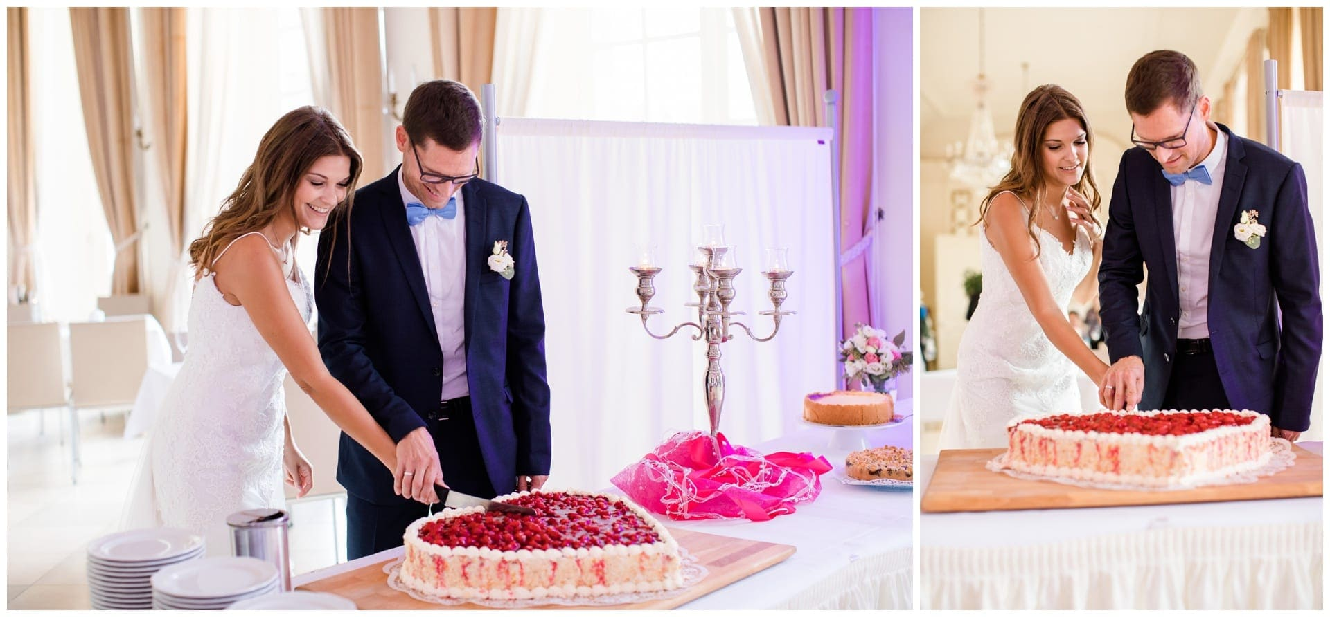 Caroline und Andreas @mama wedding 100